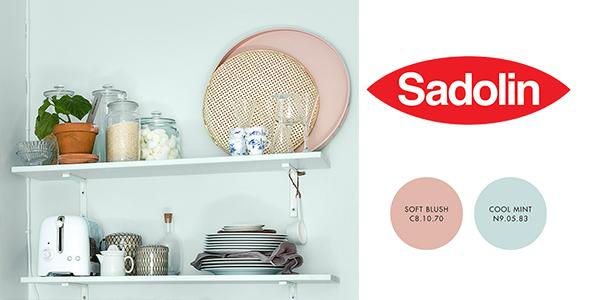 Sensationelle Mal indendørs med Sadolin - mange gode produkter | Pinotex QM64