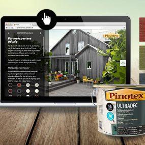 Træbeskyttelse i den bedste og mest holdbare kvalitet | Pinotex