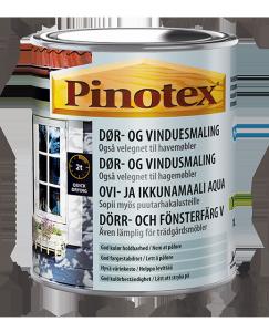 PI Dør- og vinduesmaling 01,0L Packshot